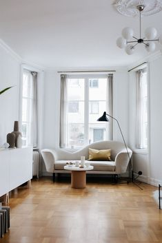 Turn of the century home in Oslo - via Coco Lapine Design blog