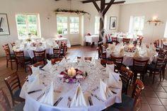 All ready for the dinner. Wedding Summer  2014
