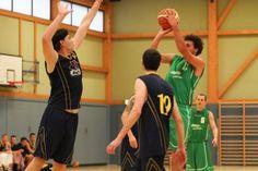 Nieder-Olmer Basketballer erflgreich.