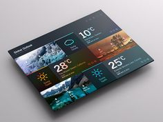 Weather Dashboard // Global Outlook UI/UX on Web Design Served Dashboard Design, App Design, Design Trends, Data Visualization Examples, World Weather, Identity, Branding, Ui Design Inspiration, User Interface Design