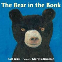 CountyCat - Title: The bear in the book