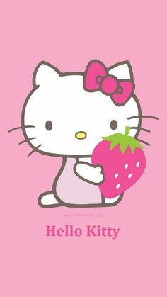 堆糖 美好生活研究所 Cute Backgrounds Hello Kitty