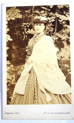 Helena, Princess Christian of Schleswig-Holstein.