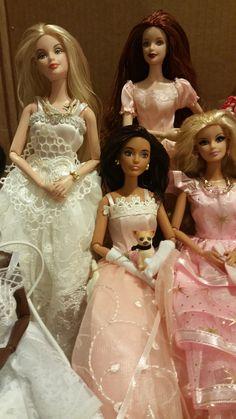 Barbie Wedding pics