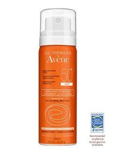 Ultra-Light Hydrating Sunscreen Lotion Spray SPF 50+ (Body)