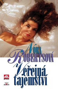 Veřejná tajemství - Nora Roberts #alpress #noraroberts #bestseller #román #knihy