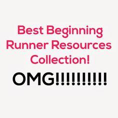Best Beginning Runner Resources Collection