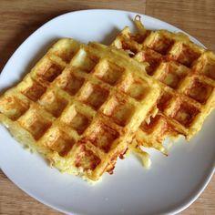 Kartoffel-Waffeln Rezept zum Selbermachen - Familienrezepte zum Selberkochen.