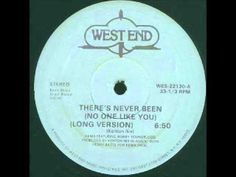 Kenix feat. Bobby Youngblood - There's Never Been (No One Like You)