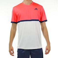premium selection 1c5d8 9c211 adidas Mens Court Tennis TeeShirt Model AX8167 teeshirt model tennis  court mens adidas