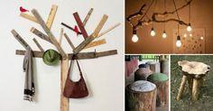 10 ideas para decorar reutilizando descartes de la naturaleza