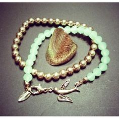 """Браслет """"Нежность"""". $18.23 Pearl Necklace, Pearls, Watch, Rings, Jewelry, Products, String Of Pearls, Clock, Jewlery"""