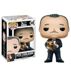 Le Parrain Vito Corleone Figurine Funko Pop!