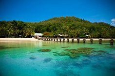 7 Night All-Inclusive Fiji Vacation Package - Turtle Island Fiji