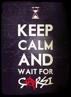 Keep calm and wait for çArşı.