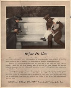 Vintage Photography/ Camera Ads of the 1910s (Page 14)
