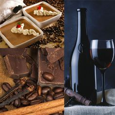 Chocolate, Desserts and Wine Tour: Treat yourself to the finer things in life - Chocolate, Desserts & Wine - you deserve it! #Chocolate #WineGifts #FoodTour