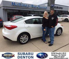 https://flic.kr/p/FeGKsN | #HappyBirthday to Nikki from Rick Salsman at Huffines Subaru Denton! | deliverymaxx.com/DealerReviews.aspx?DealerCode=XDJB
