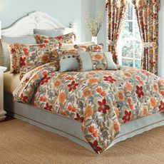 Croscill Mardi Gras Comforter Set