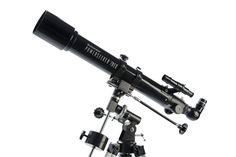 Celestron - PowerSeeker Telescope - Manual German Equatorial Telescope for Beginners - Compact and Portable - BONUS Astronomy Software Package - Aperture Flash Photography, Drone Photography, Underwater Photography, Refracting Telescope, Bushnell Binoculars, Telescopes For Sale, Thing 1, Aperture, Stargazing