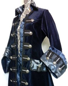 Pretty Outfits, Beautiful Outfits, Cool Outfits, Pirate Fashion, Gothic Fashion, Pirate Woman, Historical Clothing, Renaissance Clothing, Character Outfits