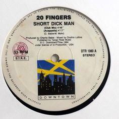 20 Fingers - Short dick man 1994