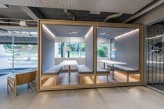 AstraZeneca Offices by DM/AM Arquitetura, Cotia – Brazil » Retail Design Blog