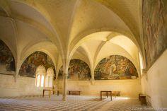 Abbaye de Fontevraud, dans la Vallée de la Loire // Abbey of Fontevraud, in the Loire Valley
