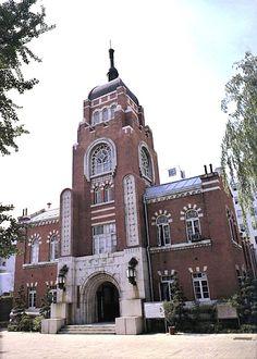 천도교 중앙대교당. 1921년 완공
