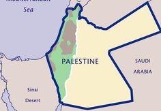 Não existe essa coisa de povo palestino: na realidade, conforme observam os leitores, esse povo jamais existiu ao longo dos séculos.