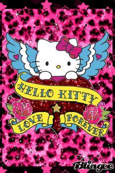 Hello Kitty Drawing, Hello Kitty Cartoon, Hello Kitty Characters, Hello Kitty Art, Hello Kitty My Melody, Sanrio Characters, Hello Kitty Backgrounds, Hello Kitty Wallpaper, Love Wallpaper