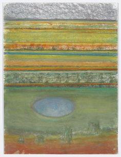 Richard Artschwager Landscape with Round Pond 2011