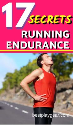 How to increase stamina for running? Here are 17 different ways to increase your running endurance. Running Workouts, Running Tips, Running Humor, Road Running, Running Quotes, Running Training, Trail Running, Running For Beginners, How To Start Running