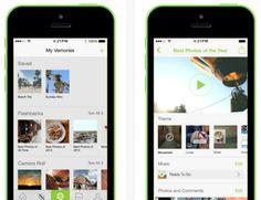 Vemory genera videos con memorias del usuarios, utilizando sus imágenes de redes sociales y de su terminal.