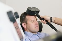 Veterans say this experimental magnetic resonance therapy is offering them hope and normal lives.