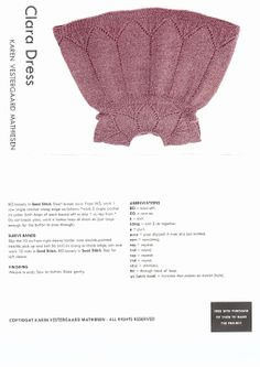 clara dress pattern. the pattern on raverly comes in a paid kit, this is the pattern for free