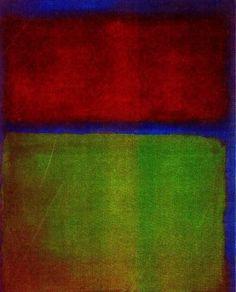 rothko green | Mark Rothko Earth And Green