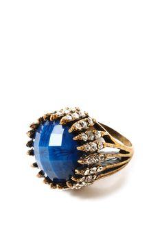 Amrita Singh - Riverside Ring