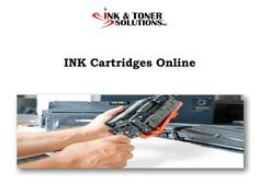Ink & Toner Solutions is proud to offer our simple alternative to the often complicated and expensive full blown MPS (Managed Print Solution) programs out there.  http://www.slideserve.com/jesika01/ink-cartridges-online