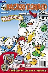 Donald Duck Comic Book