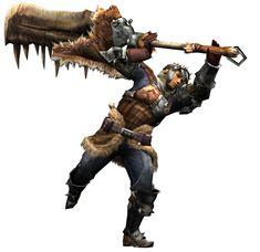 Male - Great Sword