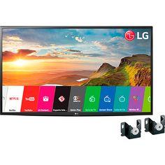 """[USAMOB]Smart TV LG LED 49"""" 49LH5600 Full HD Wi-Fi 2 HDMI 1 USB Painel Ips Miracast R$2096"""