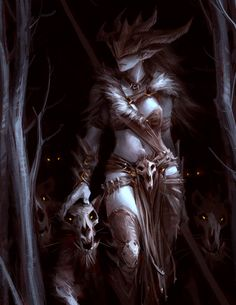 Women of Fantasy Fantasy Art Women, High Fantasy, Dark Fantasy Art, Fantasy Girl, Fantasy Artwork, Dark Art, Anime Artwork, Demon Artwork, Fantasy Character Design