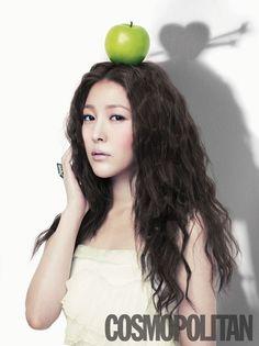 Cosmopolitan Korea - August 2012 (BoA)