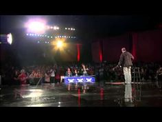 America's Got Talent   Kevin Skinner Audition HD