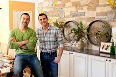 Kitchen Cousins Anthony Carrino & John Colaneri