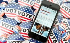 Mobile is changing how we engage politically