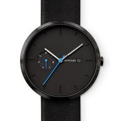 GREYHOURS Watch - Essential - Dark Hours (twistedtime.com)