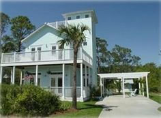 photo of 1920's style florida beach homes | Beach Vacation Rental - VRBO 66026 - 3 BR Seagrove Beach House in FL ...