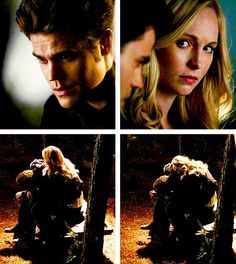 "#TVD 5x22 ""Home"" - Stefan & Caroline"